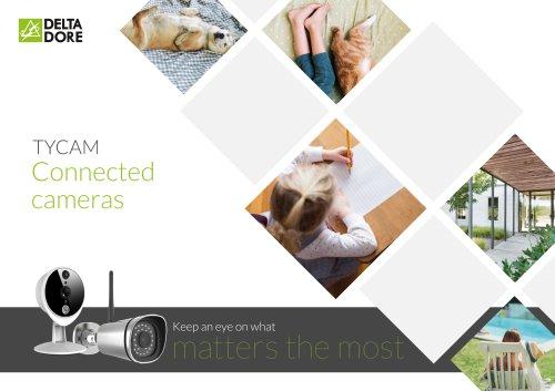 TYCAM Connected cameras