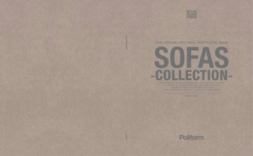 Sofas collection 2014