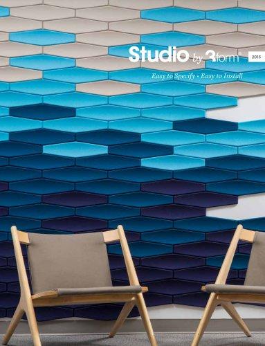 Studio by 3form 2015
