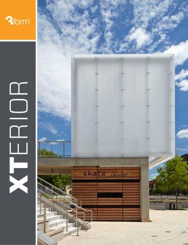 XTeriors Brochure
