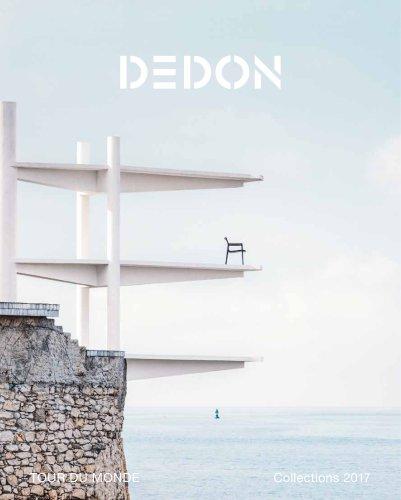DEDON catalog 2017