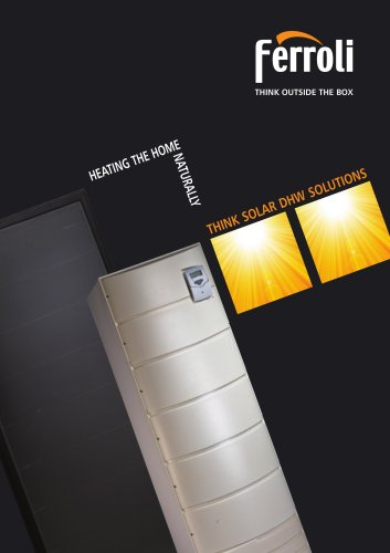 AquaCyl Solar Heating Brochure