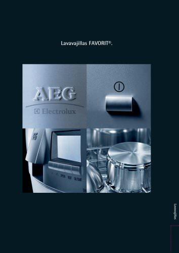 AEG - lavavagillias