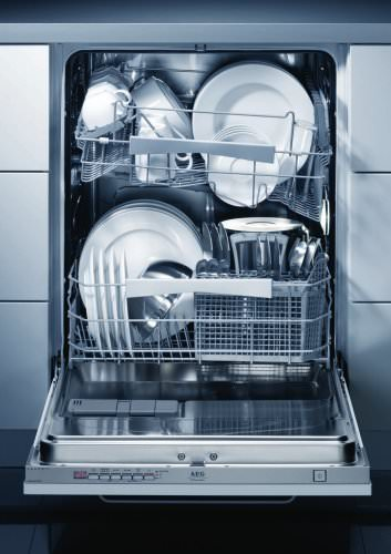 Built In 2009 - Dishcare & Laundry