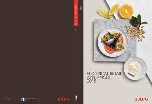 Electrical Appliances 2015