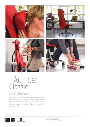 HÅG H09 ® Classic