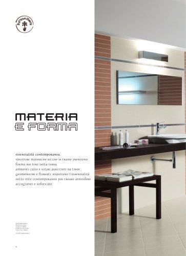MATERIA E FORMA