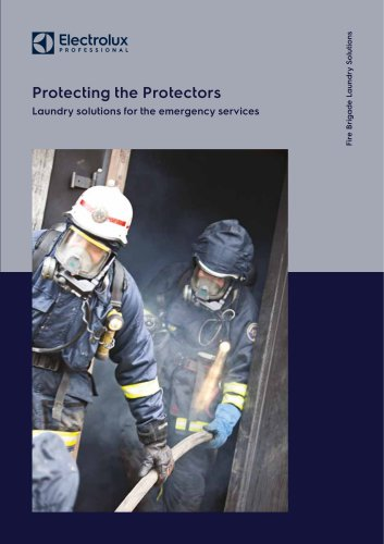 Electrolux Professional Firefighters