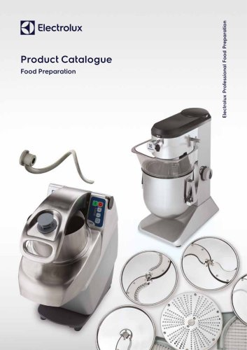 Electrolux Professional Food Preparation