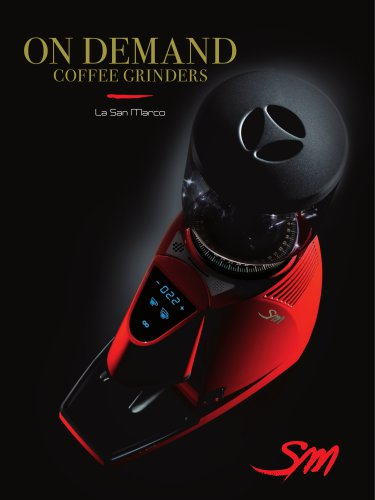 ON DEMAND COFFEE GRINDERS