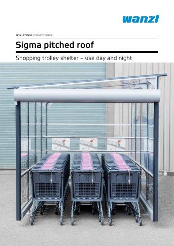 Parkbox Sigma Trolley Shelter
