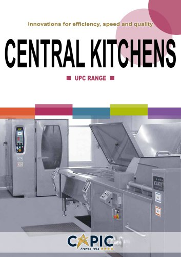 CENTRAL KITCHENS