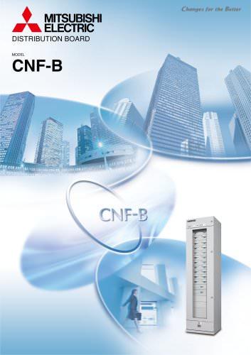 Distribution Board Model CNF-B