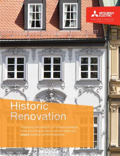 Historic Renovation
