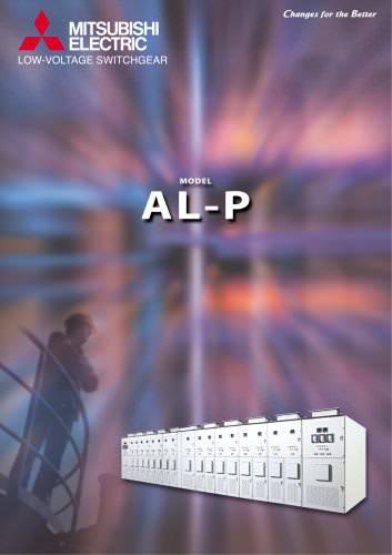 Low-voltage Switchgear Model AL-P