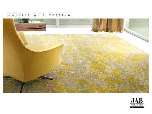 Carpets with passion