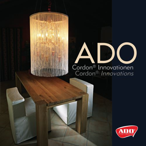 Ado Cordon Innovations
