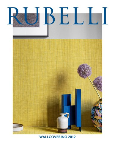 Rubelli Wallcovering - 2019