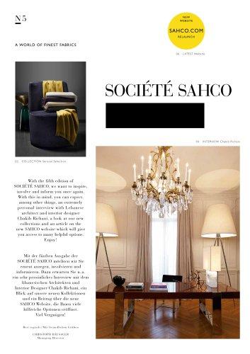 SAHCO Societe 5