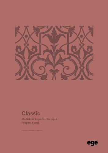 Classic brochure Highline