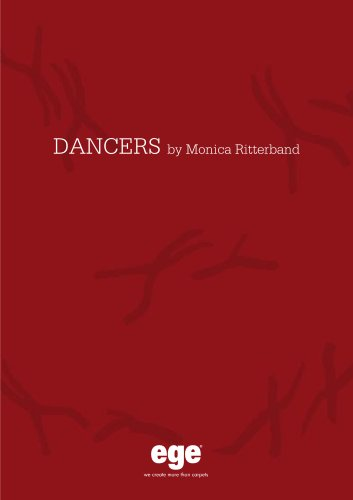 DANCERS bY Monica Ritterband
