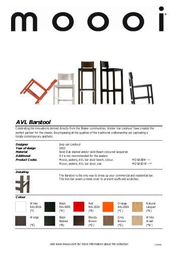 AVl Bar Stool