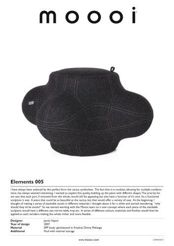 Elements 005