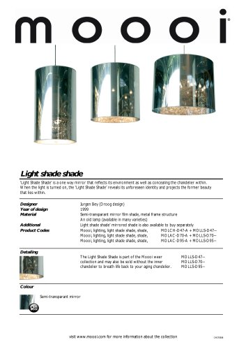 Light Shade d95