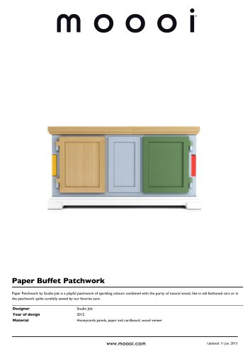 Paper Buffet Patchwork