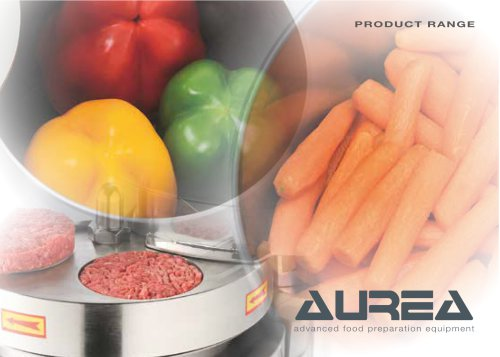 AUREA product range 2017