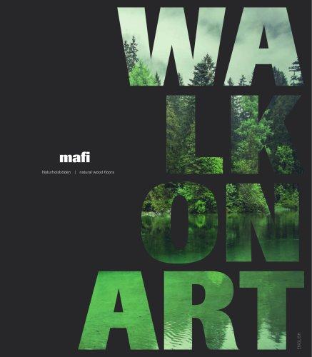 mafi WALK ON ART