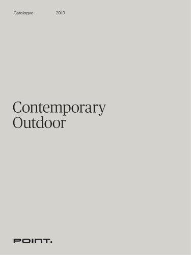 Contemporary Outdoor