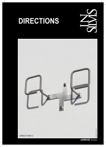DIRECTIONS, coat hooks and hangers