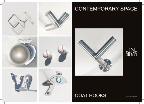 Insilvis - Contemporary Space - Coat Hooks