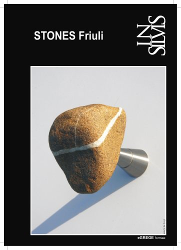 STONES Friuli, coat hook collection