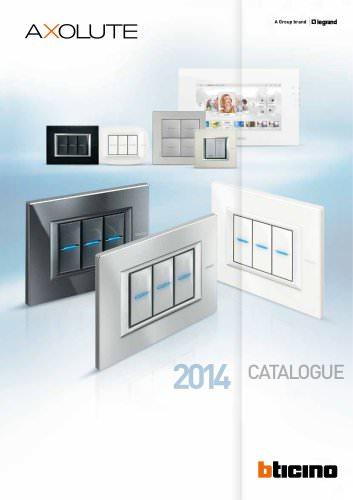 Axolute - Catalogue 2014