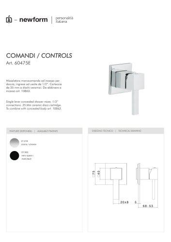 COMANDI / CONTROLS