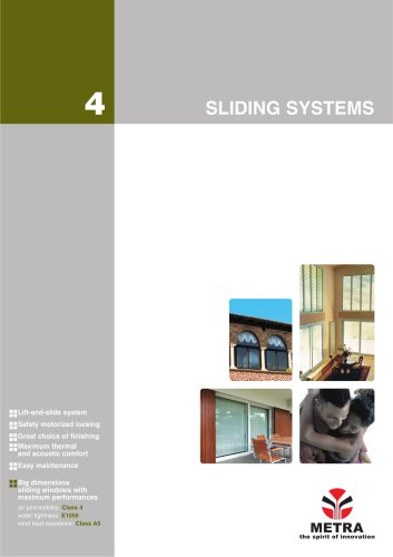 Sliding Systems