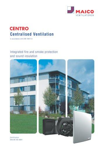 Brochure Centro