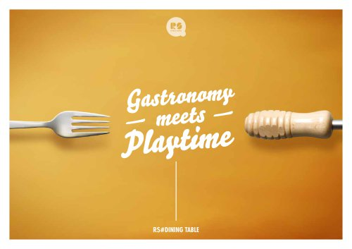 RS# DINING TABLE CATALOGUE