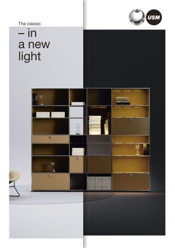 USM Haller E - In a new light