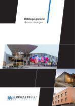 Catálogo general EUROPERFIL