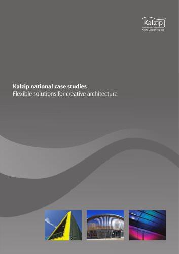 Kalzip national case studies