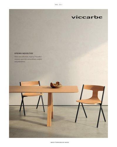 Viccarbe Spring Novelties