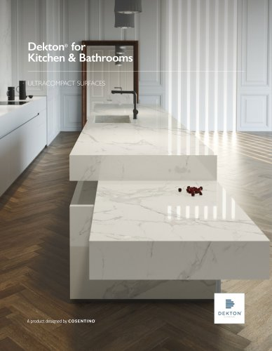 Kitchen & Bathroom by Dekton