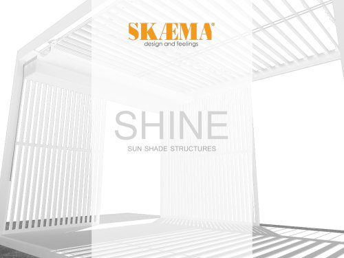 shine sunshade structures