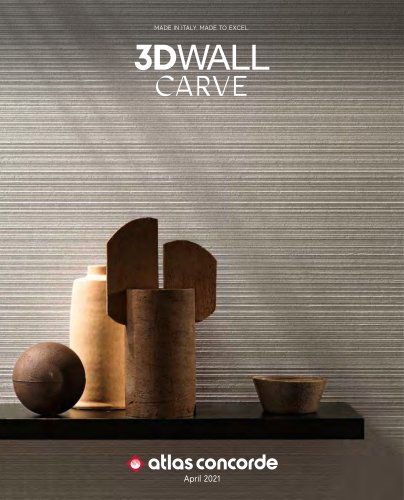 3D WALL CARVE