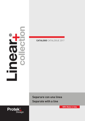 LINEAR®+ CATALOGUE