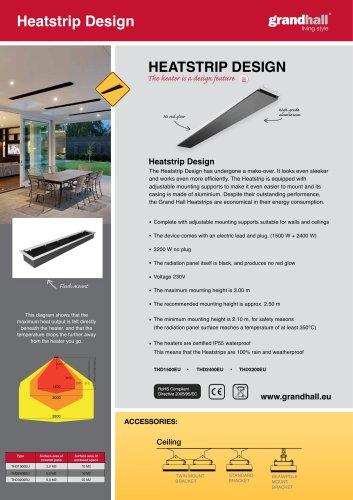 Heatstrip Design 1500