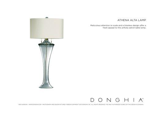 ATHENA ALTA LAMP